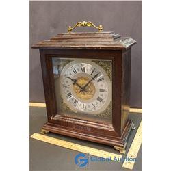 Bulova University of Sask. Presentation Clock