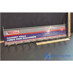 Beaver Lumber Lumber Masonary Drill Display Rack