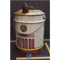 Buldog - 5 Gal Motor Oil - Eaton's of Canada