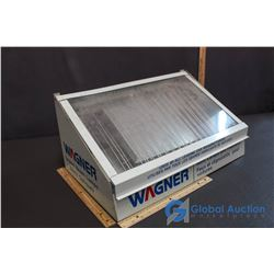 Wagner Auto Lamps and Flashers Display Case