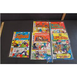 Archie Comics - Archie and Me, Life w/ Archie, Jughead, Betty and Veronica, etc.
