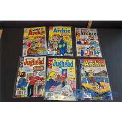 Archie Comics - Everything's Archie, Jughead, World of Archie, etc.