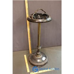 Victorian Style Floor Standing Ash Tray