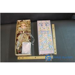 "Vanessa Ricardi Limited Edition Fine Porcelain Doll (12"")"