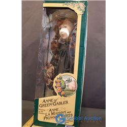 """Anne of Green Gables Waiting at the Station Doll (20"""")"""