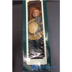 Anne of Green Gables Porcelan Doll Heritage Edition #10020