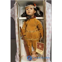 """Dynasty Doll Collection """"Pocahontas"""" (17"""")"""