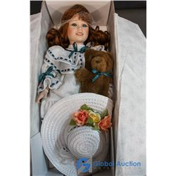 """Dynasty Doll Collection """"Corinne"""" (18"""")"""