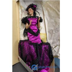 "Franklin Heirloom Dolls (18"")"