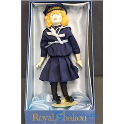 """Royal Doulton S.S. Nisbet Doll (11"""")"""