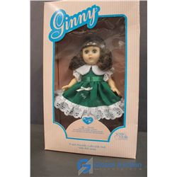 """Vogue Dolls - Ginny - 8"""" Poseable Collectible Doll w/ Doll Stand"""