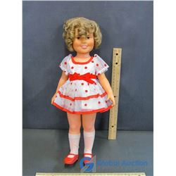 1972 Shirley Temple Doll (Ideal Brand)