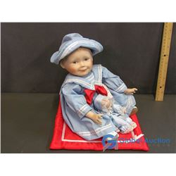 """Amanda"" Yolanda Picture Perfect Babies Porcelain Doll Collection"