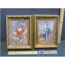 Framed Vintage Pictures