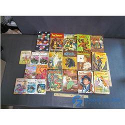 Books - Tom Sawyer, Tarzan, Black Beauty, etc