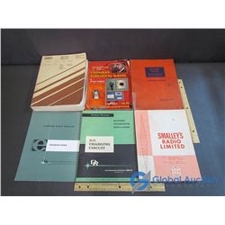 Assorted Electrical Books