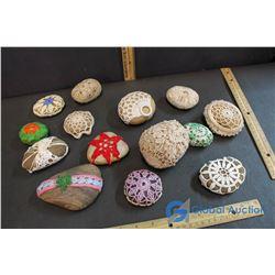 Decorated Rocks