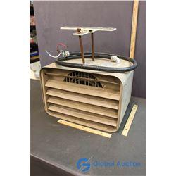 Chromalox Unit Heater