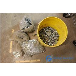 Bucket New Bin Assembly Nuts