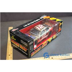 Racing Champions 1:24 Die Cast Replica w/ Detailed Chassis & Full Detail Interior