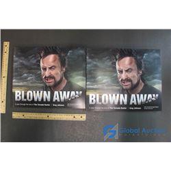 Blown Away by Greg Johnson Books (2)