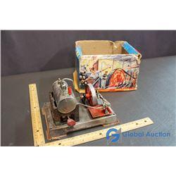 Wilesco Dampfmaschine Steam Engine Model