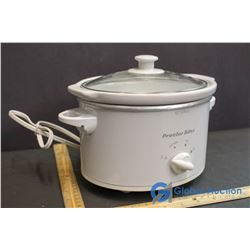 New Protor Silex Crock Pot