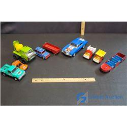 (9) Toy Vehicles