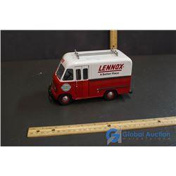 Lennox Model Service/Delivery Van