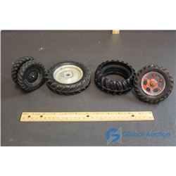 Toy Tractor Tires ( Various Sizing)