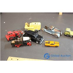 (7) Toy Cars