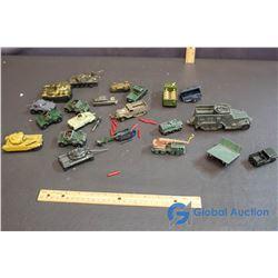(20) Military Toys