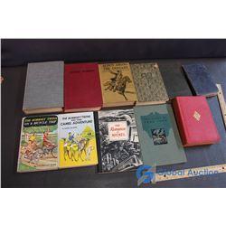 (11) Vintage Novels & Books