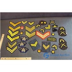 RCMP Badges