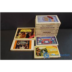 Box of Readers Digest Cassette Tapes Music Box Sets