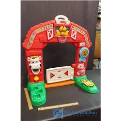 Fisher-Price Toddler Toy (Working)