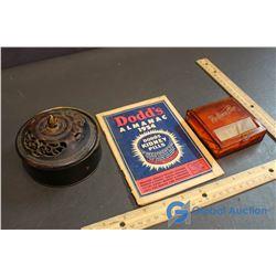Rollmaster; Dodd's Almanac 1954 & Other