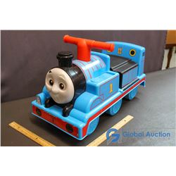 Thomas The Train Ride On Toy w/ Race Track and Sounds (Working)
