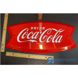 Drink Coca-Cola Reproduction Tin Sign