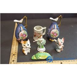 Variety of Ceramic Decor from Japan