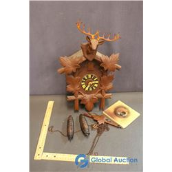 Cuckoo Clock (Made in Germany)