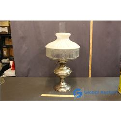 Mantle Lamp Co. Aladdin Oil Lamp