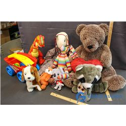 Stuffies and Other Toys