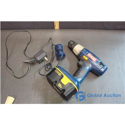 Royal 18V Cordless Drill w/ Charge Cable