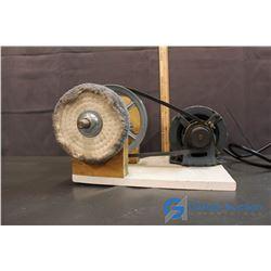 Electrified Polishing Wheel