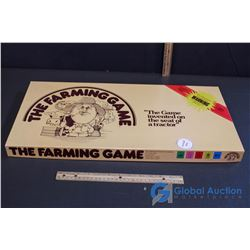 "Vintage Board Game - ""The Farming Game"""