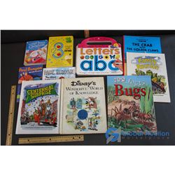 Assortment Of Childhood Books