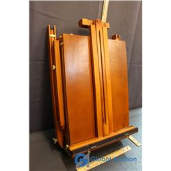 Portable Wooden Art Easel w/Drawer