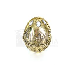 Once Upon a Time - Prop Gold Potion Egg used by Rumplestiltskin (1232)