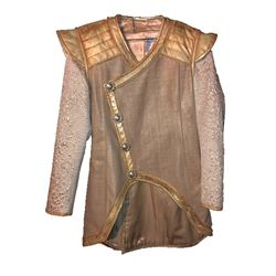 Once Upon a Time - Henry Mill's (Jarrod S. Gilmore) White & Gold Jacket costume (2515)